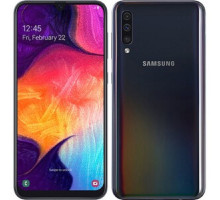 Смартфон Samsung Galaxy A50 2019 SM-A505F 4/128GB Black