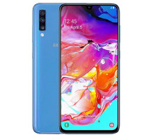 Смартфон Samsung Galaxy A70 2019 SM-A7050 6/128GB Blue