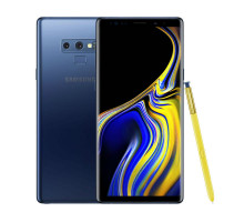 Смартфон Samsung Galaxy Note 9 6/128GB Ocean Blue (SM-N960FZBD)