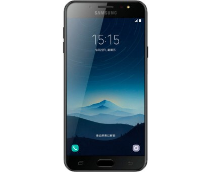 Samsung Galaxy C8 C7100 32GB Черный (цвет)