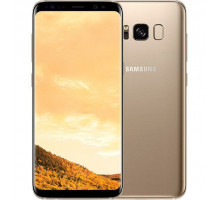 Samsung Galaxy S8 G950F Single Sim 64GB Gold