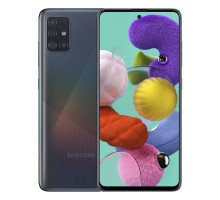 Смартфон Samsung Galaxy A51 2020 4/128GB Black (SM-A515FZKW)