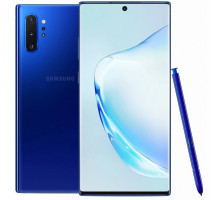 Смартфон Samsung Galaxy Note 10+ N9750 12/512GB Aura Blue