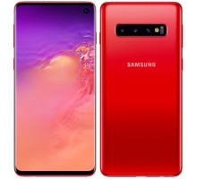 Смартфон Samsung Galaxy S10 SM-G973 DS 128GB Red (SM-G973FZRD)