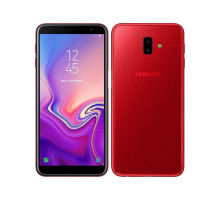 Смартфон Samsung Galaxy J6 Plus 2018 Red (SM-J610FZRN)