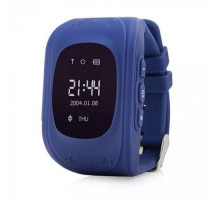 Детские умные часы Smart Baby Q50 GPS Smart Tracking Watch Dark Blue