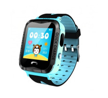 Смарт-часы UWatch GPS Smart V6 Blue