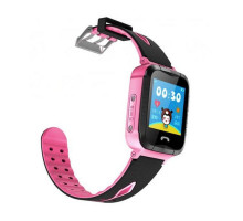 Смарт-часы UWatch GPS Smart V6 Pink
