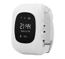 Детские умные часы Smart Baby Q50 GPS Smart Tracking Watch White