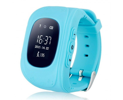 Детские умные часы Smart Baby Q50 GPS Smart Tracking Watch Blue