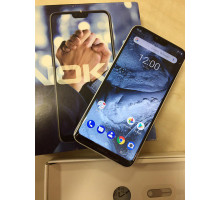Nokia X6 2018 4/64GB White (Уценка)