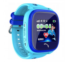 Smart Baby Watch DF25 Blue