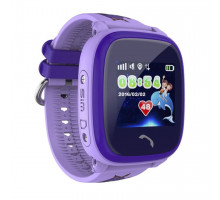 Smart Baby Watch DF25 Purple