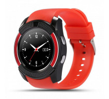 Смарт-часы UWatch SmartWatch SW V8 Red