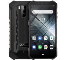 Смартфон UleFone Armor X5 3/32Gb Black