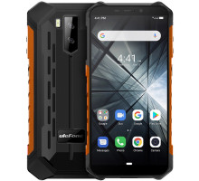 Смартфон UleFone Armor X5 3/32Gb Orange