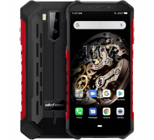 Смартфон UleFone Armor X5 3/32Gb Red
