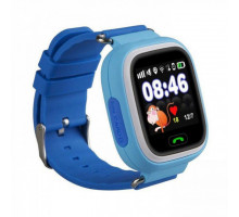 Smart Baby Watch Q100 (Blue)
