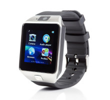 Смарт-часы UWatch Smart DZ09 (Silver)