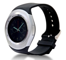 Смарт-часы UWatch Y1 (Silver/Black)