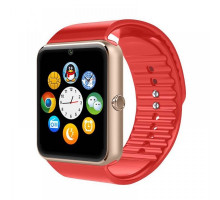 Смарт-часы UWatch Smart GT08 (Red)