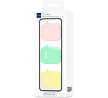 WIWU iGlove Macaron Set 3 in 1 Light Pink/Light Blue/Light Yellow