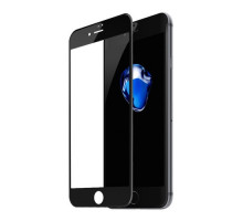 Baseus Tempered Glass Film 3D for iPhone 7/8 Black SGAPIPH8N-PE01
