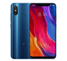 Xiaomi Mi 8 6/256GB Blue (Global Version)