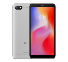 Смартфон Xiaomi Redmi 6A 2/16GB Grey