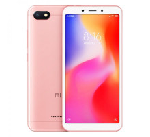 Смартфон Xiaomi Redmi 6A 2/16GB Rose Gold