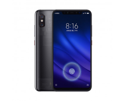Xiaomi Mi 8 Pro 8/128GB Transparent Black
