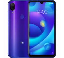Смартфон Xiaomi Mi Play 4/64GB Blue (Global Version)