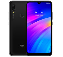 Смартфон Xiaomi Redmi Note 7 4/64GB Black (Global Version)