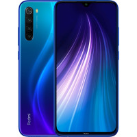 Смартфон Xiaomi Redmi Note 8 4/128GB Blue (Global Version)