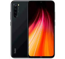 Смартфон Xiaomi Redmi Note 8 4/64GB Black (Global Version)