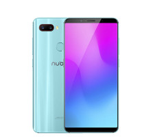 Смартфон ZTE Nubia Z18 Mini 6/64GB Blue