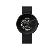 Мужские часы Xiaomi CIGA Design MY Series Mechanical Watch Black (M021-BLBL-13)