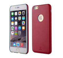 Baseus Case for iPhone 6/6s Ultra Thin Case 1mm Red