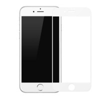 Baseus Glass 3D ARC iPhone 8/7 White (SGAPIPH8N-KA02)