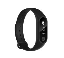 Браслет Intelligence Health Bracelet Black M2