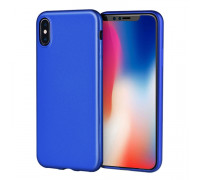 Hoco Phantom Series Protective Case for iPhone X Blue