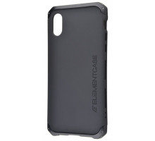 Element Case Solace Black for iPhone X (high copy)