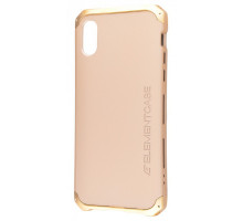 Element Case Solace Gold for iPhone X (high copy)