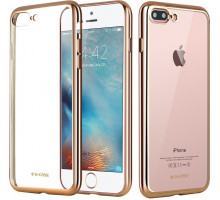 G-Case Fashion Protection Shell Gold for iPhone 7 Plus