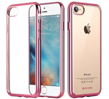 G-Case Fashion Protection Shell Rose Gold for iPhone 7