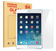 Simple Case Tempered Glass Screen Protector for iPad 9.7 2017, Pro 9,7, Air, Air 2