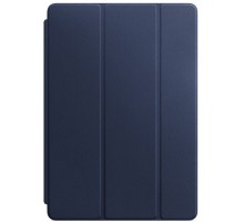 Apple Leather Smart Cover for 10.5-inch iPad Pro Midnight Blue (MPUA2)