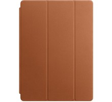 Apple Leather Smart Cover for 12.9-inch iPad Pro Saddle Brown (MPV12)