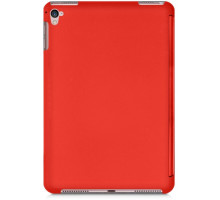 Macally Protective Case and Stand for iPad Pro 9.7/Air 2 Red (BSTANDPROS-R)