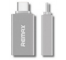 Remax USB-C to USB 3.0 Silver